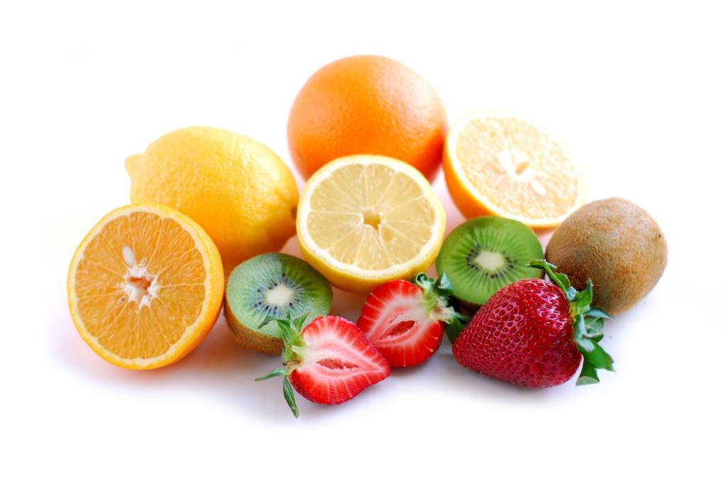 Consumante prodotti freschi e la vostra pelle avrá un bel colore roseo.